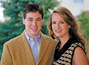 Marc and Mary Weiser