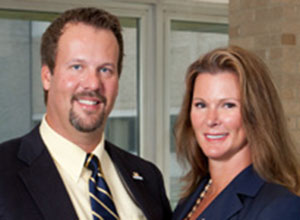 Steven Bearden and Gwen Haggerty-Bearden