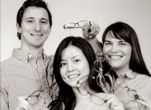 Emily Chen, with Andrew Plaska and Chelsea Reighard