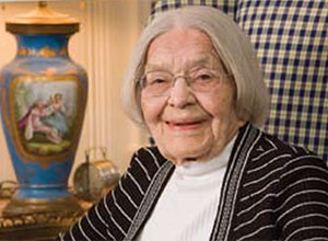 Kathleen Weston: Still Blazing Trails at 101