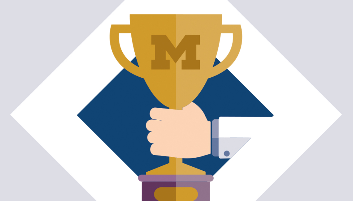 Faculty milestones and accolades