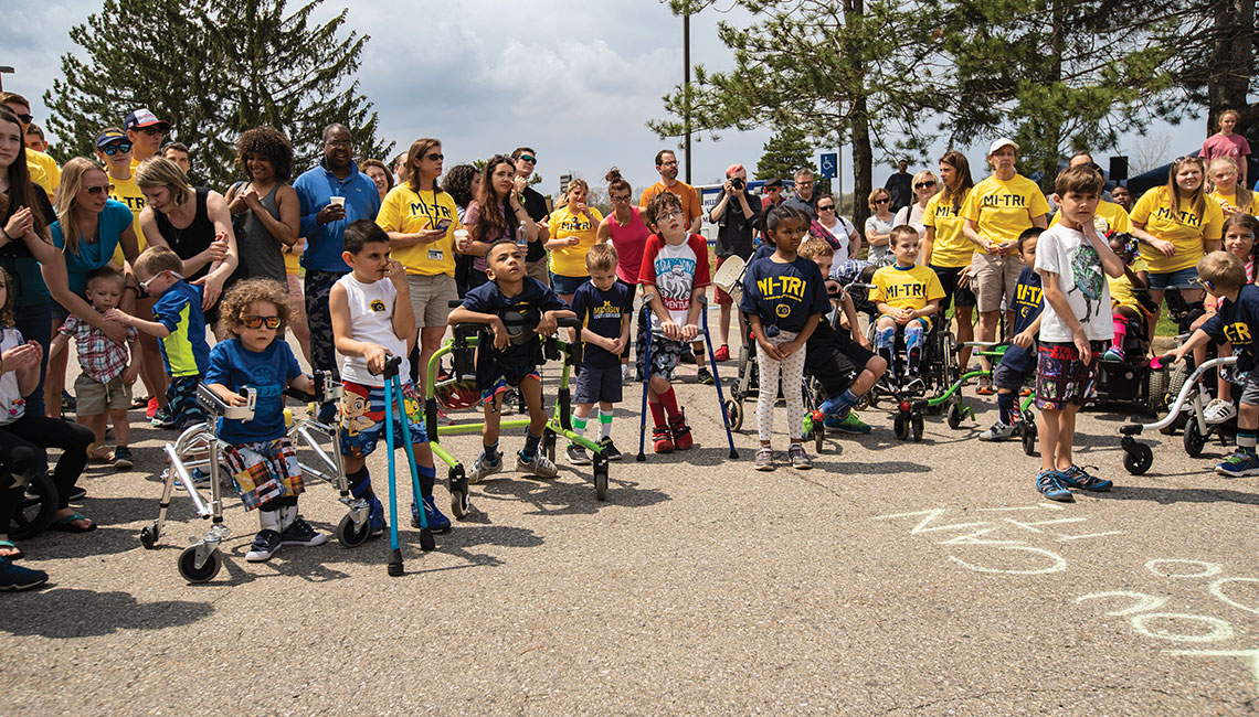 Adaptive Triathlon