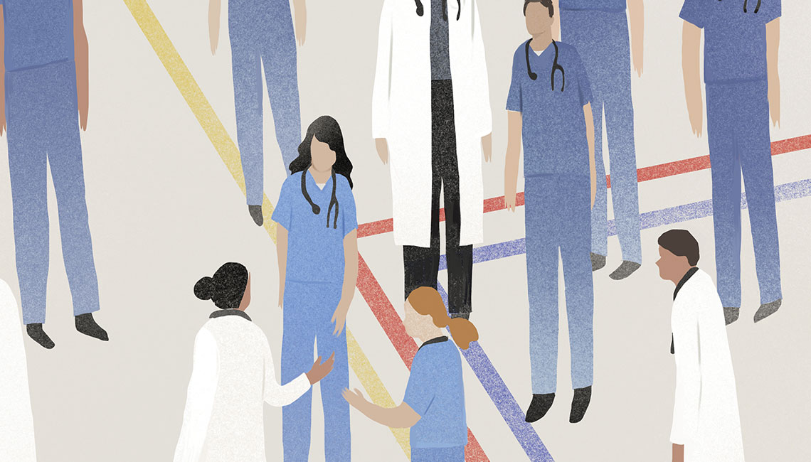 Sexual Harassment in Medicine: #MeToo