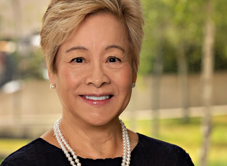 Judith Tam, president of the Richard Tam Foundation