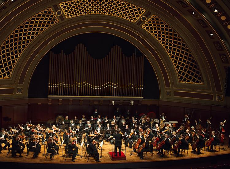 Life Sciences Orchestra at Hill Auditorium