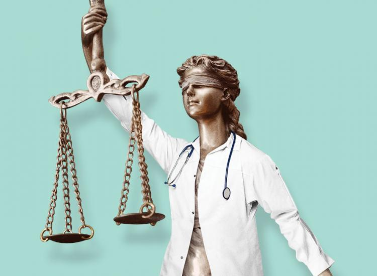 Bridging medicine and law
