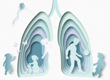 Lung Backpack