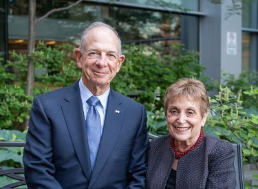 Paul and Carolyn Lichter